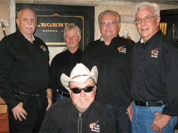 New Member Profile:  The Rusty Rockers