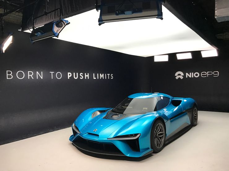 Image 6 for NIO Space at SXSW Interactive