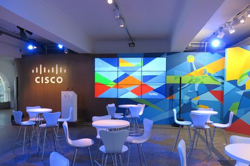 Image 10 for Casa Cisco at the 2016 Summer Olympics