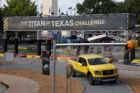Image 5 for Nissan TITAN Wins Texas at the State Fair