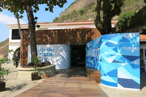 Image 1 for Casa Cisco at the 2016 Summer Olympics