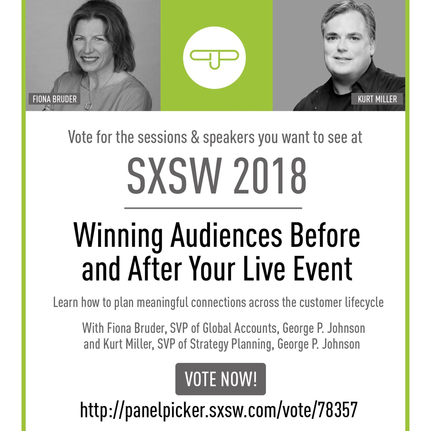 Image 2 for Help GPJ Bring Experiential to SXSW 2018!