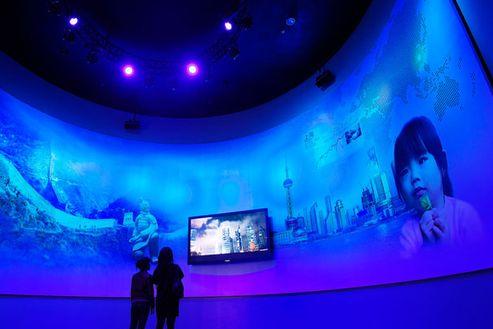 Image 4 for Cisco Shanghai Pavilion