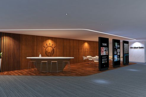 Image 3 for IBM Global Client Centers: Inspiration by Design
