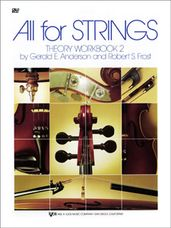 All For Strings Theory Workbook 2-Cello