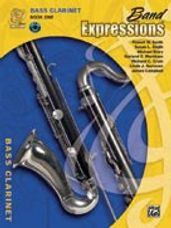 Band Expressions  Book One: Student Edition [Bass Clarinet]