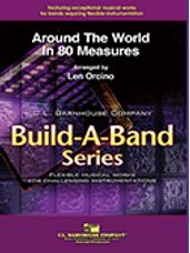 Around the World in 80 Measures (Build-A-Band)