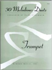 30 Melodious Duets (Trumpet)