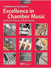 Excellence in Chamber Music Book 1 - Percussion