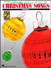 25 Top Christmas Songs (Flute)