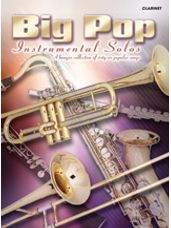 Big Pop Instrumental Solos for Clarinet