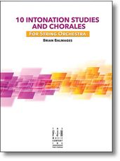 10 Intonation Studies and Chorales