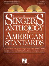 Singer's Anthology of American Standards, The (Baritone/Bass)