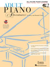 Adult Piano Adventures All-in-One Lesson Book 2 (with CD)