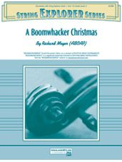 A Boomwhacker Christmas [String Orchestra]