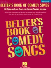 Belter's Book of Comedy Songs - Third Edition