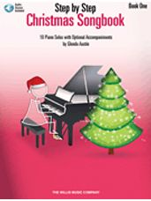 Step by Step Christmas Songbook - Book 1