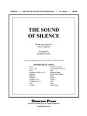 The Sound Of Silence (arr. Mark Hayes)