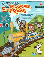 All Aboard The Recorder Express Vol. 1