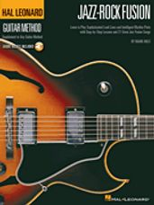 Jazz-Rock Fusion (Guitar BK/CD)