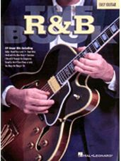 R&B Book, The (Easy Guitar)
