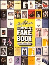Performer's Complete Fake Book