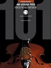 101 Cello Tips - Updated Edition (Book & Audio Access)