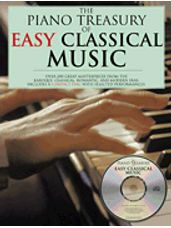 Piano Treasury of Easy Classical Music, The