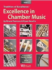 Excellence in Chamber Music Book 1 - Eb Alto Clarinet