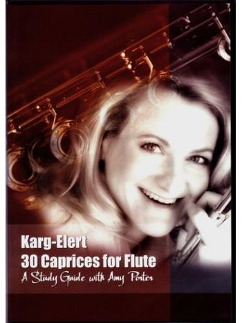 12 Fantasias for Flute without Bass A Study Guide with Amy Porter
