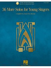 36 More Solos for Young Singers