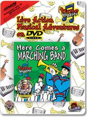 Tune Buddies[TM]: Here Comes a Marching Band