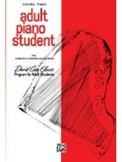 Adult Piano Student, Level 2  (Glover)