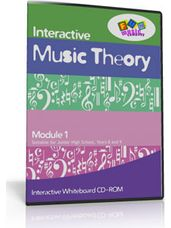 Interactive Music Theory, Level One