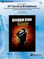 21st Century Breakdown, Suite from Green Day's [Concert Band]