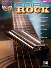 Pop Rock - Vol 1 (Harmonica BK/CD)