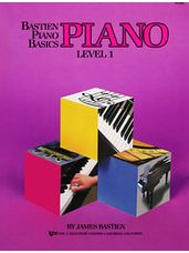 Bastien Piano Basics Level 1 Piano