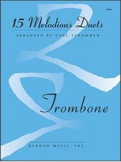 15 Melodious Duets (Trombone)