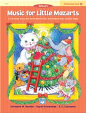 Christmas Fun Book 1 Music for Little Mozarts