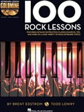100 Rock Lessons - Book and 2 CDs